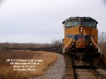 UP 6173 Weston Coal Loads